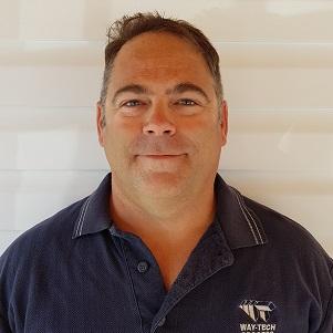 Brad Waylett (Sales Manager - MB, SK, ON)